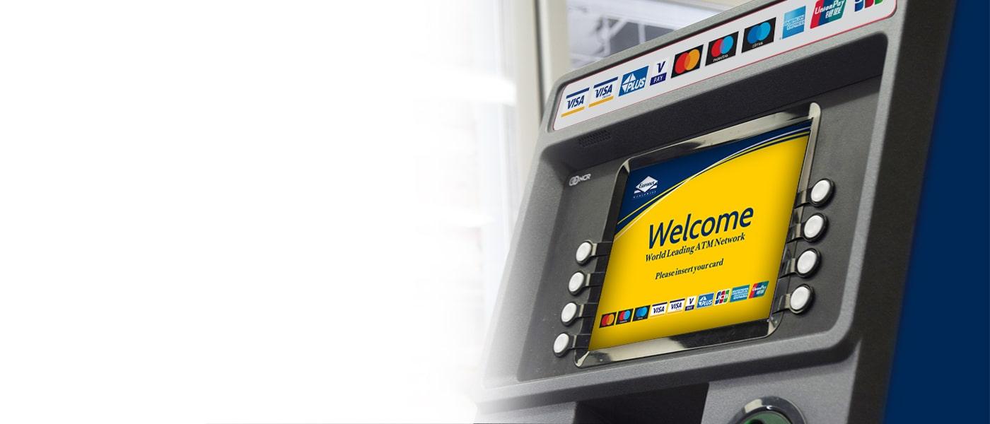 Vom gestiona și întreține bancomatul pentru dvs., asigurând un nivel ridicat al serviciilor pentru clienții dvs.